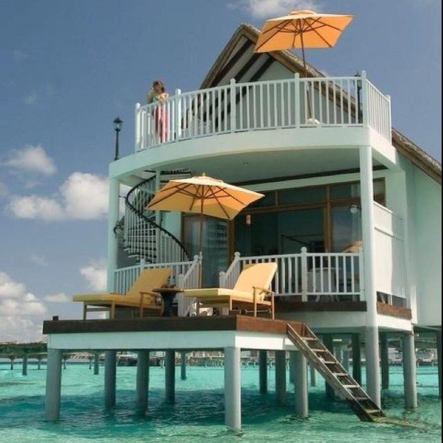 27 Best Dream Beach Homes Images On Pinterest