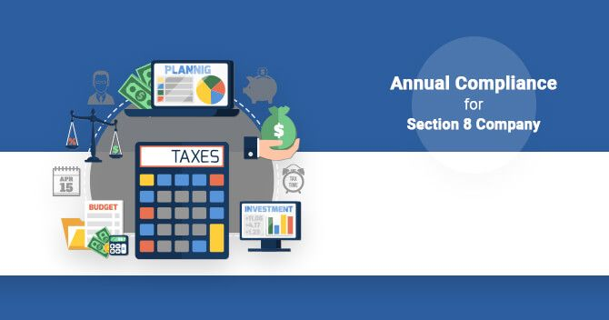 Annual Compliance For Section 8 Company In 2020 Company Non Governmental Organization Listed Company