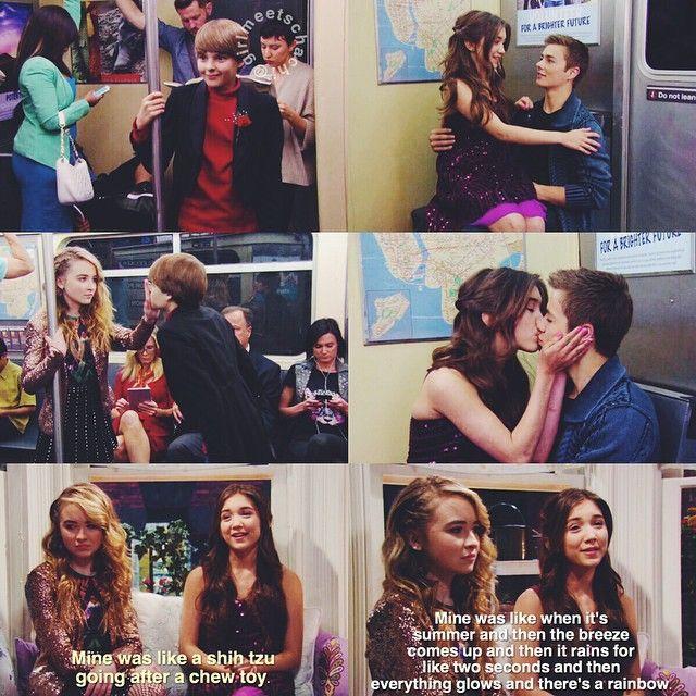 """#GirlMeetsWorld 1x20 """"Girl Meets First Date"""""""