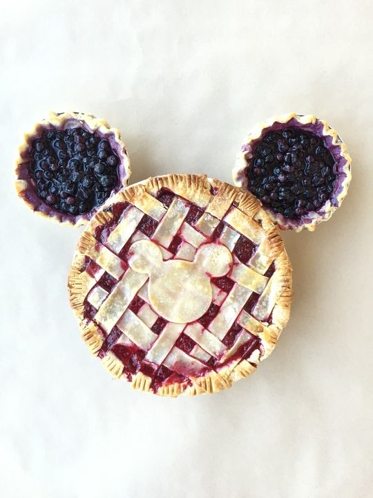 Pie? Because we like you! | Check out tasty Disney-inspired pie recipes on Disney Family! | [ http://family.disney.com/articles/5-disney-inspired-pies-for-pi-day ]