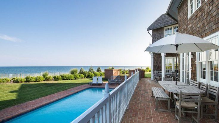 FOX NEWS: Bill and Hillary Clinton's old summer getaway sells for $29 million The oceanfront East Hampton property is finally off the market.
