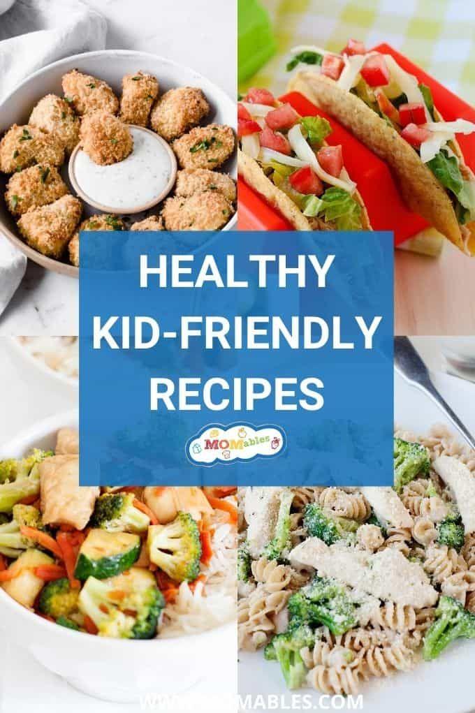 Health dinner ideas for kids