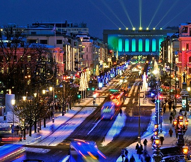 Gothenburg the city of Christmas