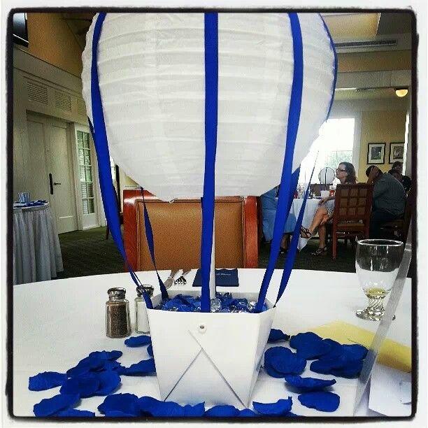 Air Force Wedding Ideas: 11 Best Hot Air Balloon Images On Pinterest