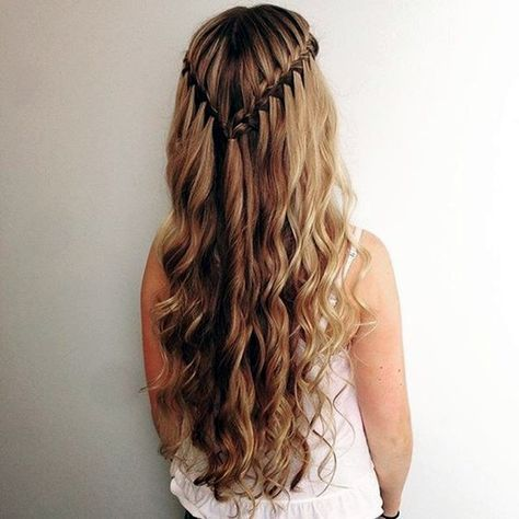 Simple Cute School Hairstyles For Long Hair  Hnczcywcom
