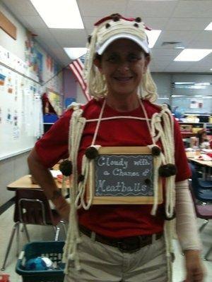 27 halloween costumes for elementary school teachers - Judy Moody Halloween Costume