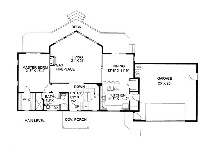 2008 house plans