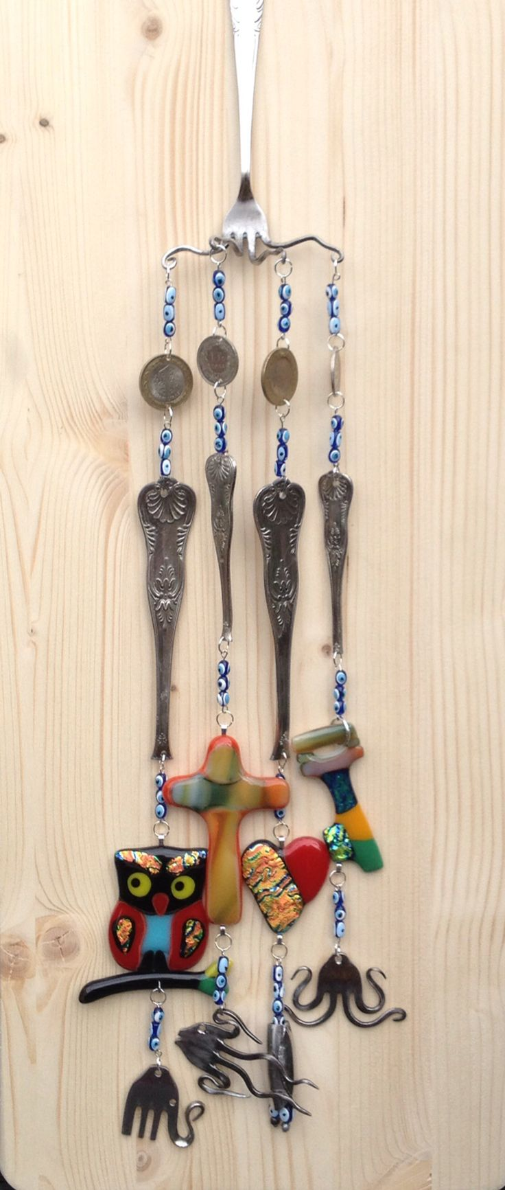 479 Best Images About Silverware Amp Kitchen Windchimes On
