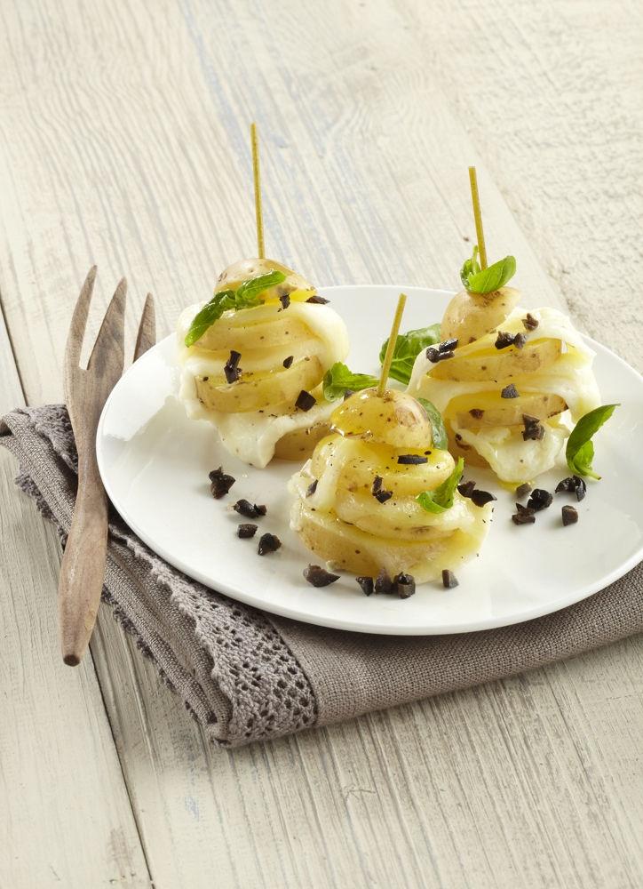 Les 25 meilleures images du tableau nos recettes la pompadour label rouge sur pinterest la - Cuisiner des pommes de terre nouvelles ...
