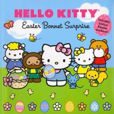 Hello Kitty Easter Bonnet Surprise