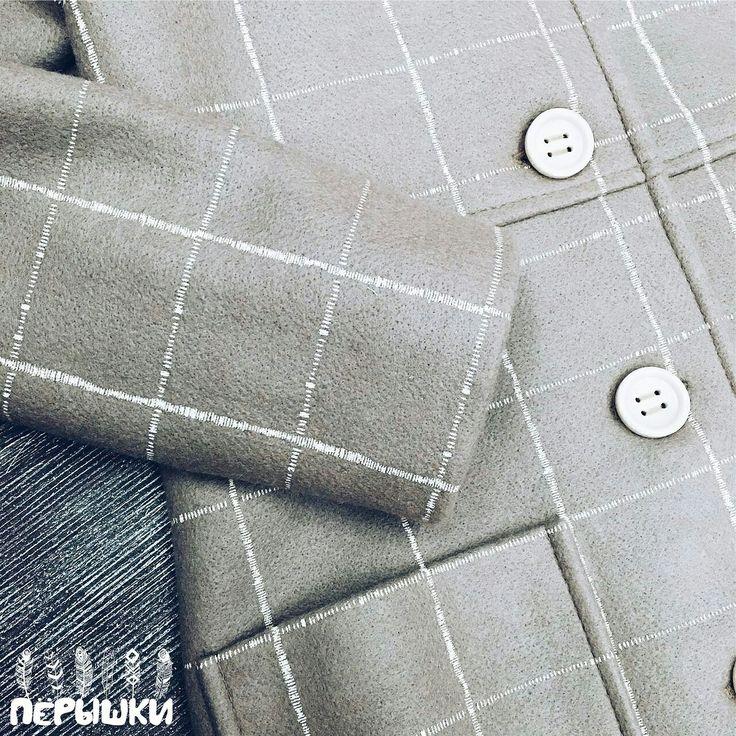 Пальто для девочки. Girls coat.