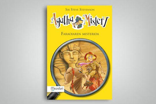 'Agatha Mistery. Faraoiaren Misterioa'