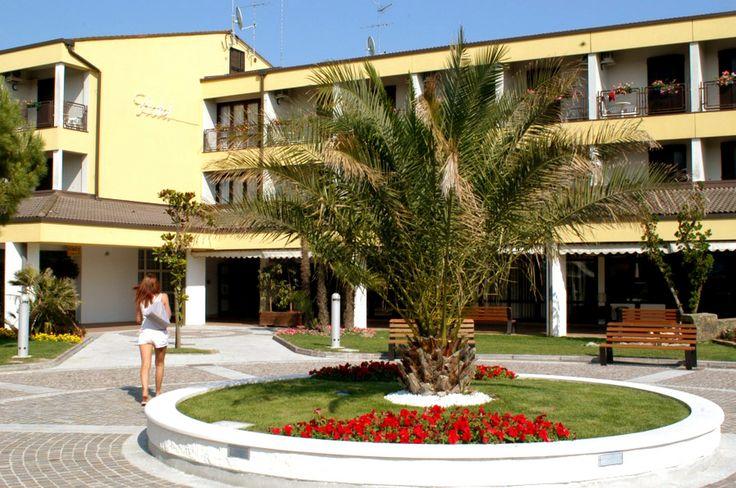 Hotel - esterno