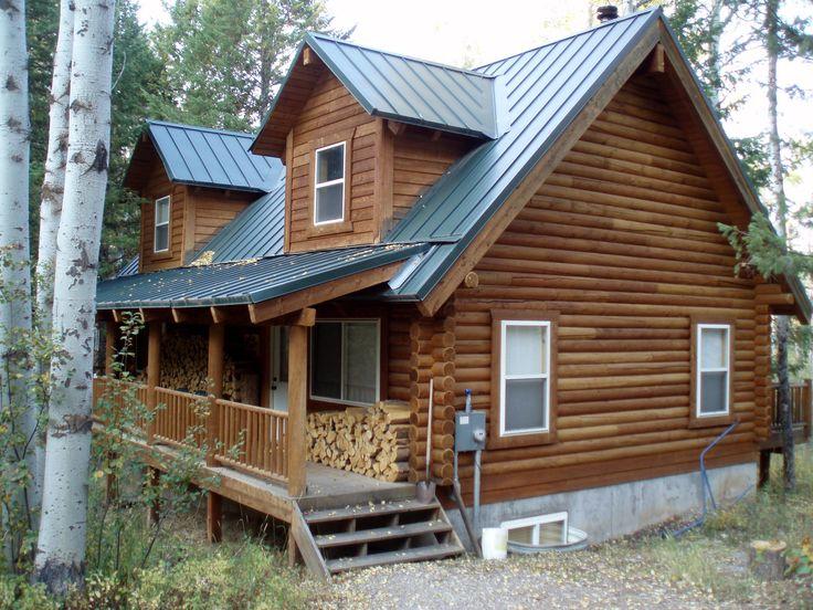 Bear River Country Log Homes Log Home Packages Utah