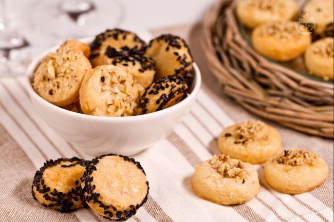 Ricetta Biscotti al gorgonzola - Le Ricette di GialloZafferano.it