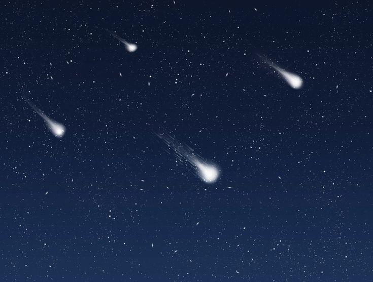 Βροχή από αστέρια - Θα πέφτουν με ταχύτητα περίπου 50 χλμ/ώρα!
