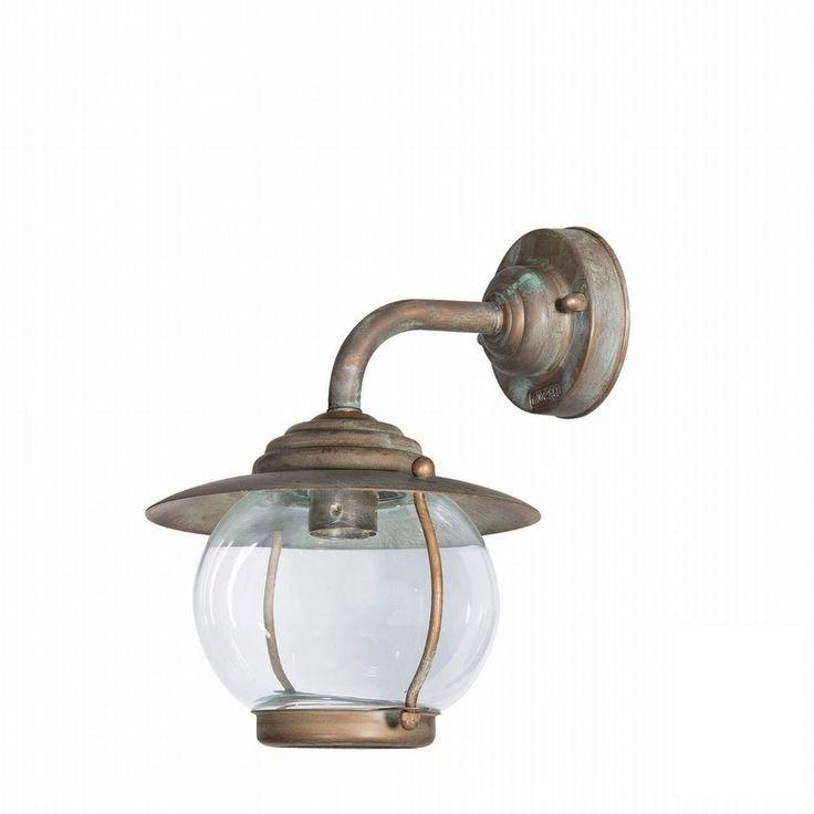 Настенный светильник MORETTI