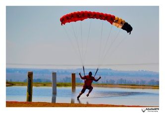 Pond Swooping, Skydiving...