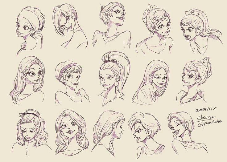 Hair on we heart it · drawing cartoon peopledrawing cartoonshow to draw animeamazing drawingsdrawing artdrawing