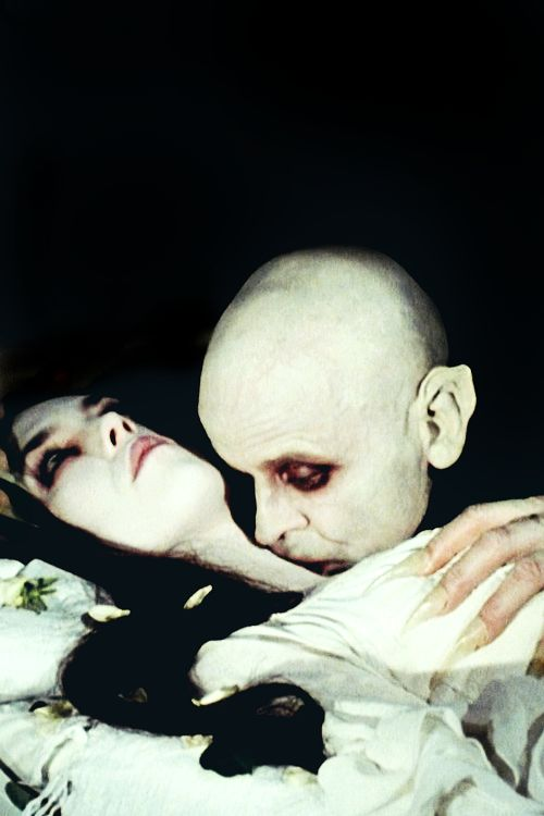 "vintagegal: ""The absence of love is the most abject pain."" Nosferatu The Vampyre…"