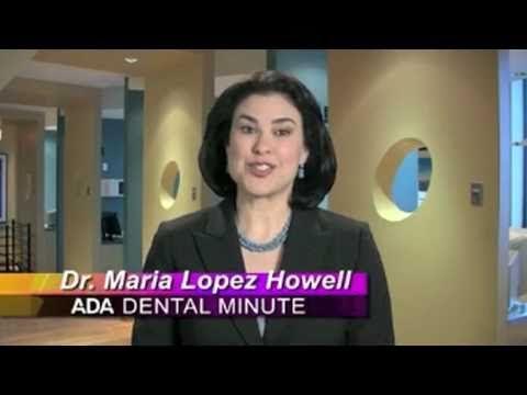 ADA Dental Minute: Dental Restorations - YouTube                    #SmileOasis.com