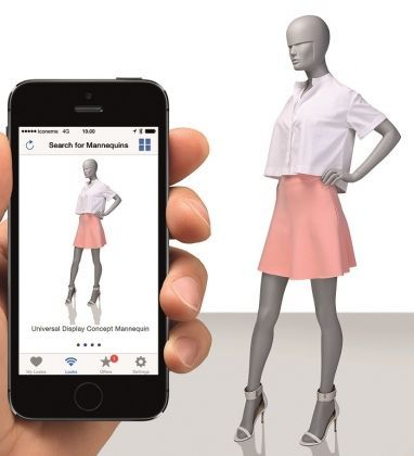 The Westfield Ted Baker Store Introduces Location-Based Technology #beacon trendhunter.com