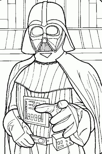 36 best Star Wars Coloring Pages images on Pinterest Adult