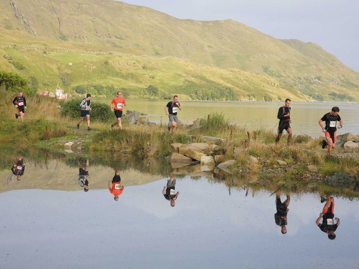 Ireland is full of races—marathons, cycling races, Ironman competitions. But for the truly tough, try the Gaelforce West adventure race, which includes 42 miles of mountain trail running, cycling, and kayaking over bog land, mountain scree, and the Killary Fjord. The views alone are some of the most breathtaking in the world, but you'll be having a hard enough time catching your breath with all that action anyway.