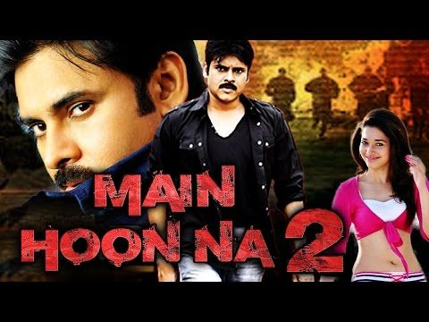 The movie story deals with Rambabu a Hot-Blooded, High Tempered Mechanic who has a kind heart as well as a tendency to react to various social incidents shown or published in the electronic media. After studying his mentality, Ganga, a cameraman from NC Channel offers him a Job as a Journalist... https://newhindimovies.in/2017/07/11/main-hoon-na-2-south-hindi-dubbed-hindi-movies-2015-pawan-kalyan-tamanna-bhatia-prakash-raj/