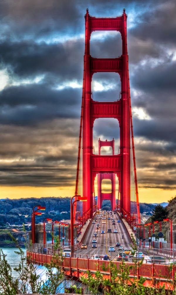 Golden Gate Bridge: San Francisco, United States