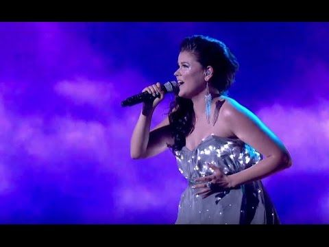 "Saara Aalto "" Chandelier by Sia "" The X Factor UK 2016 Live Shows Week 9 ( with comments ) - YouTube"