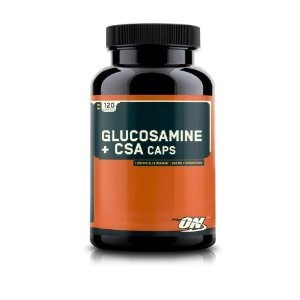 Optimum Nutrition Glucosamine Plus CSA Super Strength, 120 Tablets (Health and Beauty): Health And Beauty, Health And Beautiful, Tablet Health