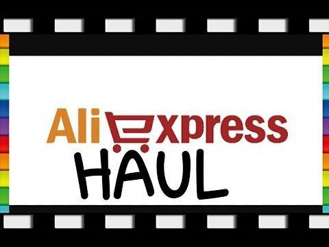 MEGA HAUL ALIEXPRESS SUPER SBRILLUCCICOSO, LINK NEL INFO BOX