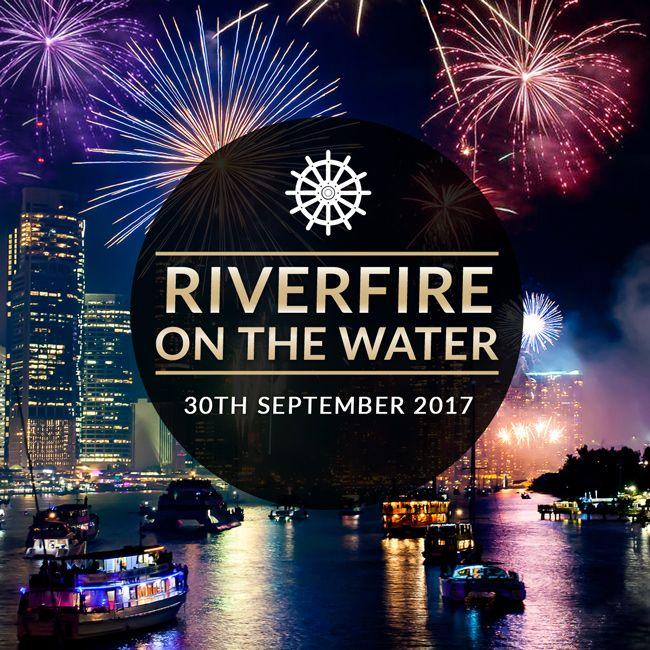 Riverfire Brisbane Cruise #riverfire #brisbane #cruise #fireworks