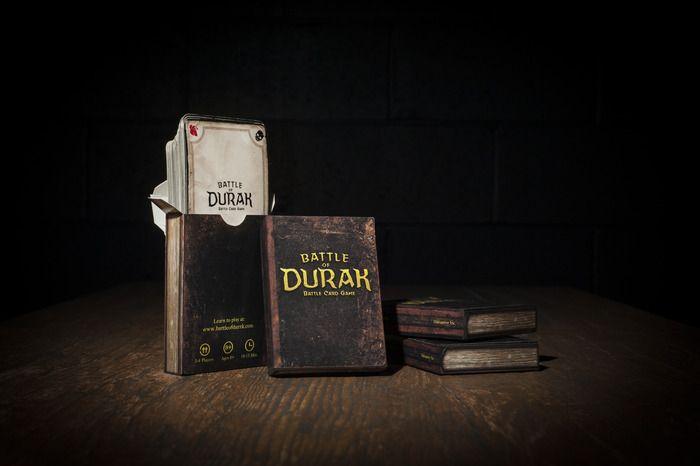 Battle of Durak: Battle Card Game by Fedor Sosnin — Kickstarter