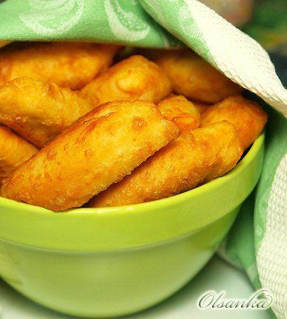 Быстрые пирожки с картошкой и мясом                                                                                                                                                                                 Mehr