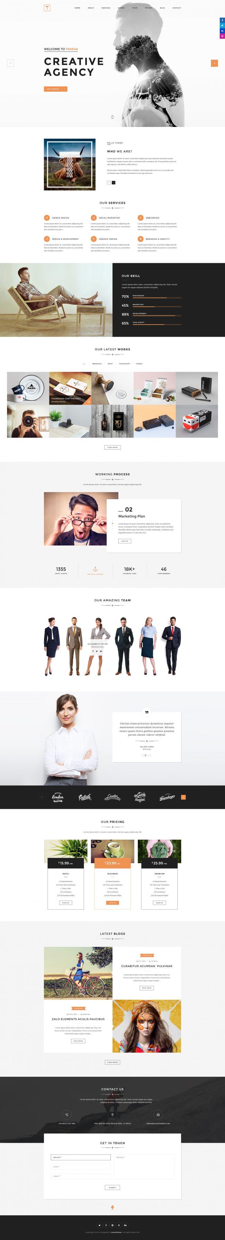 Trasua – Creative Agency