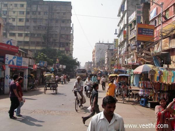 Grand Trunk Road - Howrah