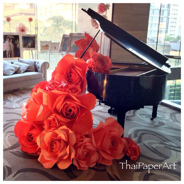 We provide high quality of paper flowers for every beautiful craft projects…