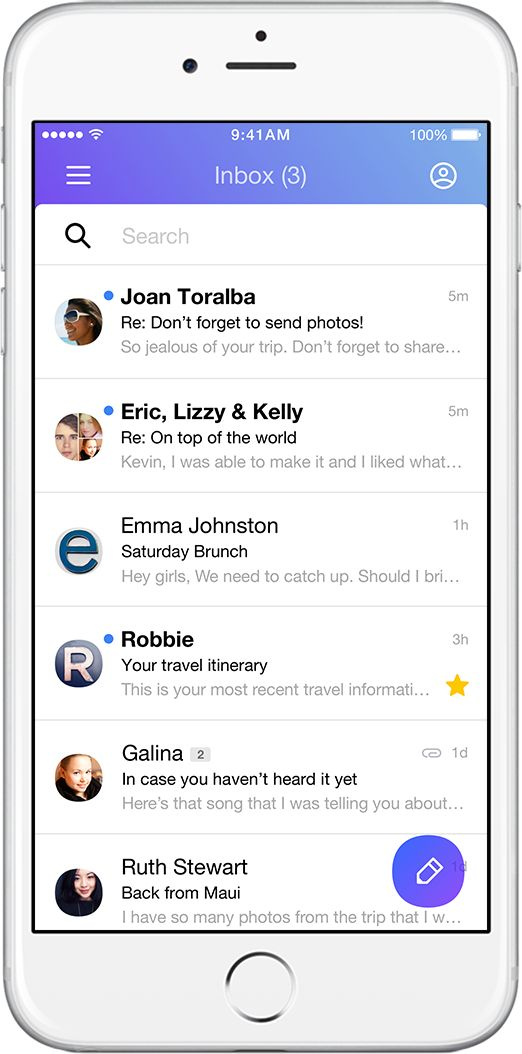 Yahoo Mail - Introducing the new <br> Yahoo Mail app!