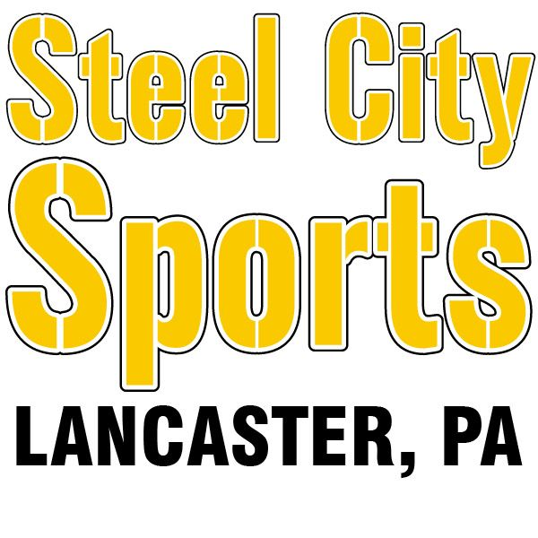 We're a store in Lancaster, PA specializing in Pittsburgh Steelers,  Penguins, Pirates, and Pitt Panthers merchandise. We're proud to be  life-long Pittsburgh fans, and ready to help you show your loyalty to the  Steel City!