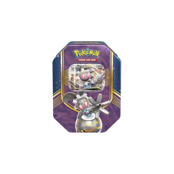 Pokemon Trading Card Game Battle Heart Tin Featuring Magearna