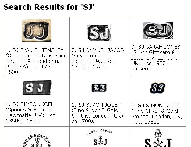 54 best MARKS images on Pinterest Antique silver American fl and