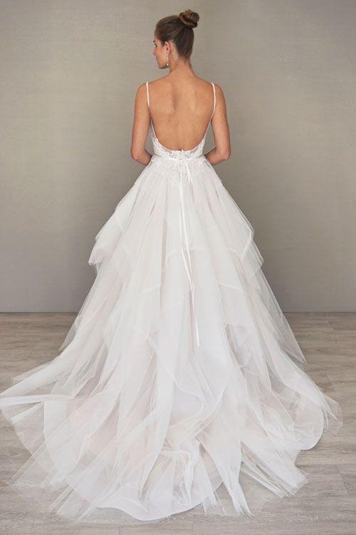 Alvina Valenta wedding dress