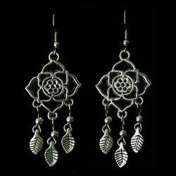 Online Shop Brincos baratos étnicos Earring tibete encantos de prata brinco fantasia venda quente Aliexpress Mobile