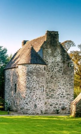 Kilmartin Castle, Argyll and Bute, Scotland