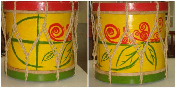 Alfaias  Arte personalizada - Pintura a mão  www.ateliegiramundo.com
