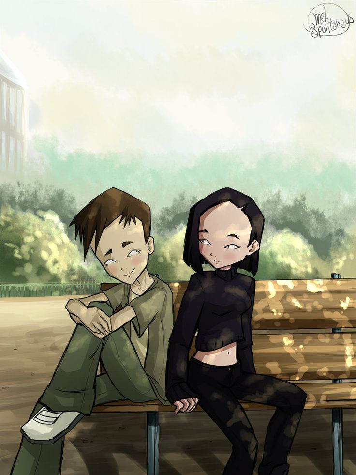 Code Lyoko - Yumi and Ulrich by MelSpontaneus on DeviantArt