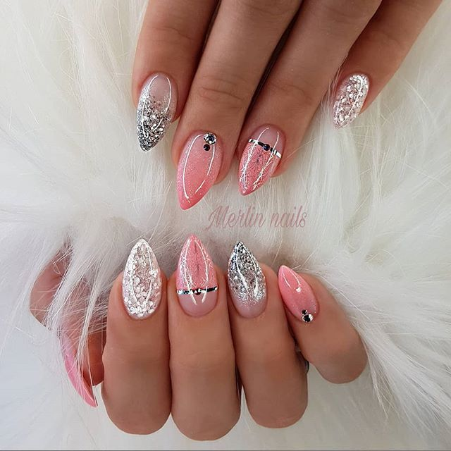 Merlin Nails Merlin Nails Instagram Photos And Videos Beauty Nails Design Cute Nails Types Of Nails Shapes