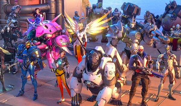 Overwatch XP Farmers Are About To Start Getting Banned #FansnStars